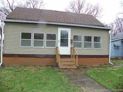 Jacksonville Single Family Home For Sale: 706 N East St