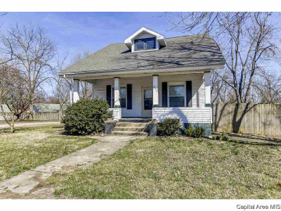 Girard Single Family Home For Sale: 522 W Washington