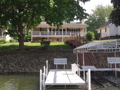 Menard County Single Family Home For Sale: 747 Persimmon Rd