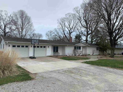 Menard County Single Family Home For Sale: 640 Linden Pt