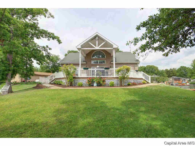 Girard Single Family Home For Sale: 30275 Cypress