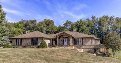 Springfield Single Family Home For Sale: 3000 Crown Point