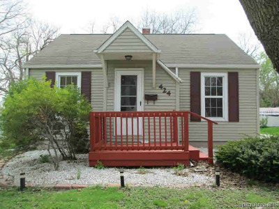 Jacksonville Single Family Home For Sale: 424 Caldwell St