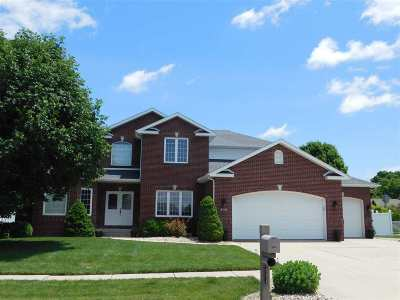 Chatham Single Family Home For Sale: 204 Sandstone Dr