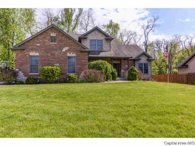 Chatham Single Family Home For Sale: 508 Deer Meadow Dr