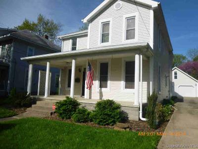 Jacksonville Single Family Home For Sale: 133 Prospect