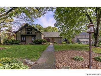 Springfield Single Family Home For Sale: 1500 Rachel Ln