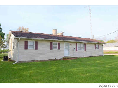 Woodson Single Family Home For Sale: 403 E Main