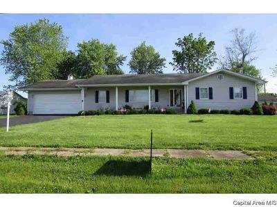 Murrayville Single Family Home For Sale: 105 E Hughes