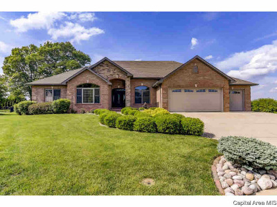 Springfield Single Family Home For Sale: 503 Chatsworth