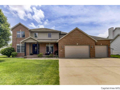 Chatham Single Family Home For Sale: 1918 Stonehaven Dr