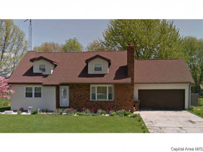 Pawnee Single Family Home For Sale: 36 Margaret