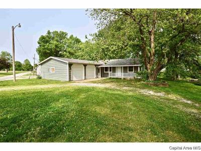 Girard Single Family Home For Sale: 30755 Circle