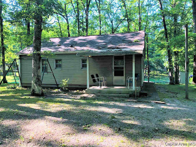 Girard Single Family Home For Sale: 15326 Magnolia