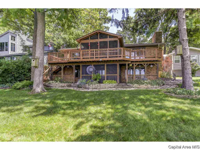 Sangamon County Single Family Home For Sale: 65 Cottage Grove