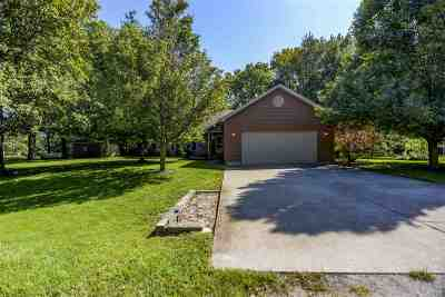 Taylorville Single Family Home For Sale: 52 Miller