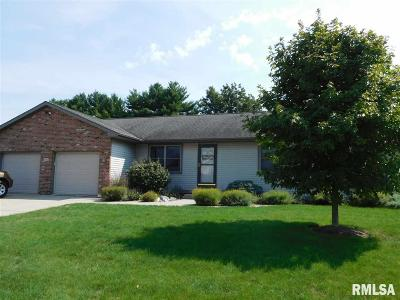 Pawnee Single Family Home For Sale: 1210 Michele