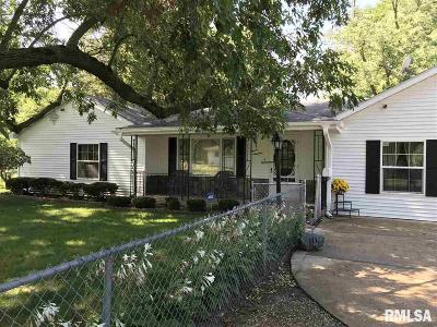Springfield Single Family Home For Sale: 1119 Kings Hwy