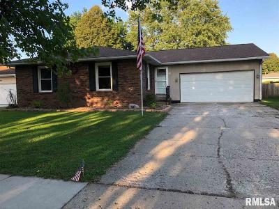 Springfield Single Family Home For Sale: 98 Crusaders