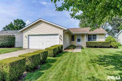 Springfield Single Family Home For Sale: 3005 Sutherland