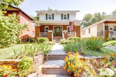 Springfield Single Family Home For Sale: 1428 N 6th