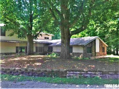 Springfield Single Family Home For Sale: 111 S Old Covered Bridge