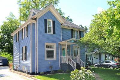 Jacksonville Single Family Home For Sale: 339 N Webster