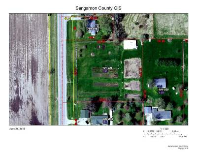 Pleasant Plains Residential Lots & Land For Sale: 4820 State Rt 97
