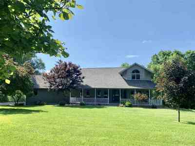 Petersburg Single Family Home For Sale: 16583 Still Meadows
