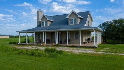 Franklin Single Family Home For Sale: 2526 Durbin