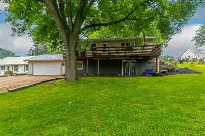 Single Family Home For Sale: 229 S Cadda