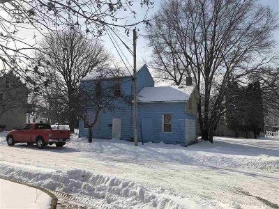 Davenport Single Family Home For Sale: 1019 Ash