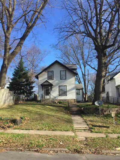 Davenport Single Family Home For Sale: 1124 E 14th
