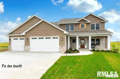 Bettendorf Single Family Home For Sale: 7046 St. Ann