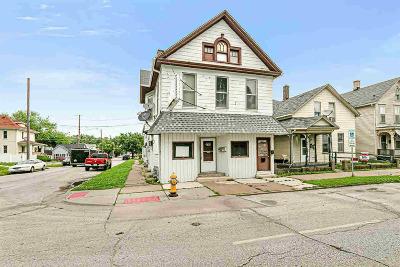 Davenport Multi Family Home For Sale: 305 Washington
