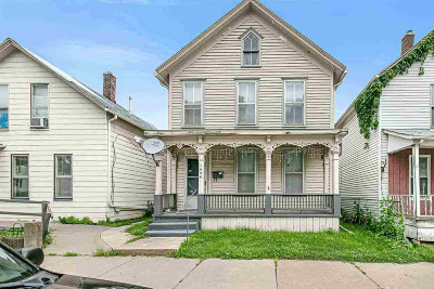 Davenport Multi Family Home For Sale: 1454 W 3rd