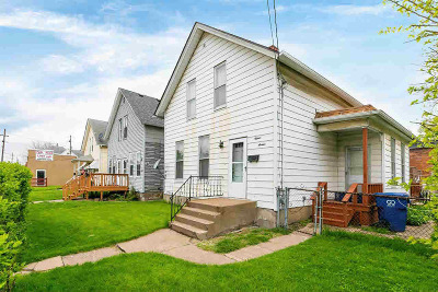 Davenport Single Family Home For Sale: 1516 W 4th