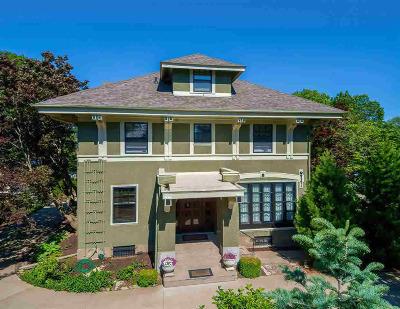 Davenport IA Single Family Home For Sale: $489,500