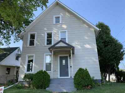 Davenport Single Family Home For Sale: 316 W 30th