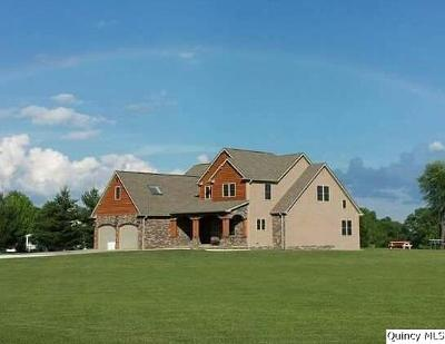 Mt. Sterling IL Single Family Home For Sale: $339,900