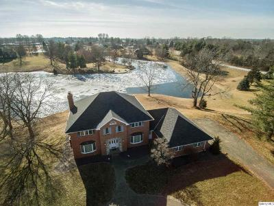 Quincy Single Family Home For Sale: 4004 Marian Drive