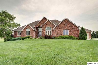 Quincy Single Family Home For Sale: 1704 S 46th