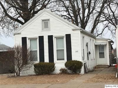 Quincy IL Single Family Home Contingent - Show: $35,000