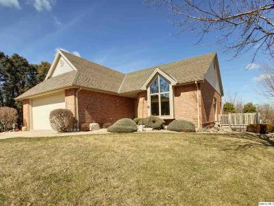 Quincy Single Family Home For Sale: 3410 Courts Of Westview