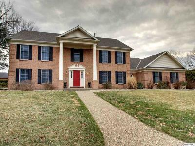 Quincy IL Single Family Home For Sale: $439,000