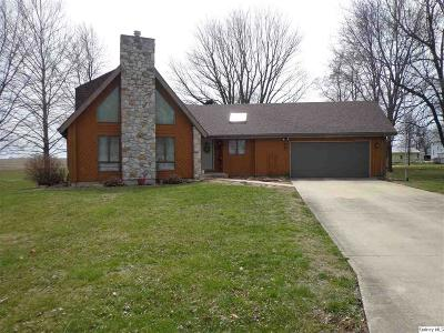 Mendon Single Family Home For Sale: 400 E High