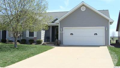 Quincy IL Single Family Home For Sale: $184,900
