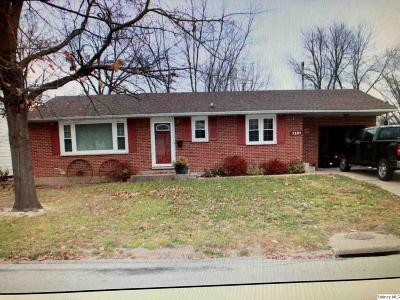 Quincy IL Single Family Home For Sale: $99,999