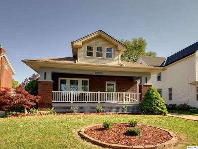 Quincy IL Single Family Home For Sale: $139,500