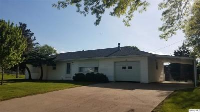 Quincy IL Single Family Home For Sale: $124,900